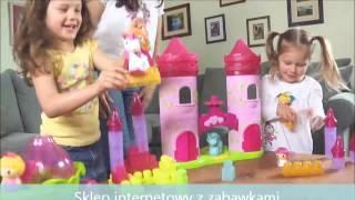 Klocki Mega Bloks seria First Builders Lil Princess na www.KrainaZabawy.pl - Reklama TV