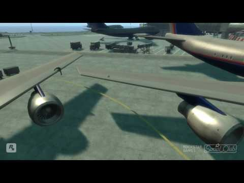 GTA IV *PC* Stunts & Fun 2
