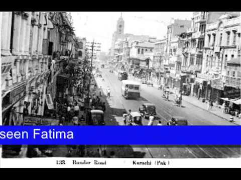 Of Pakistan: Yeh Shehr Mera (Old Karachi) - Hot FM105 Tehseen Fatima- Guest Raza Ali Abidi