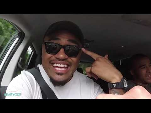 Kearys Carpool Kearyoke - Starring Simon Zebo & Francis Saili