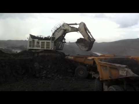 Airdeck project - wahana coal mine project