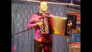 """""""Яблочко"""" Концертная запись. Павел Сивков (баян) Фрагмент"""