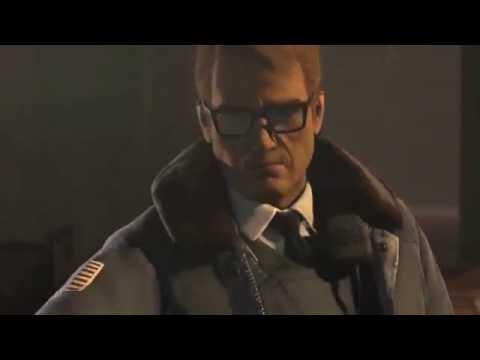 Michael Gough is the voice of Captain James Gordon in Batman: Arkham Origins