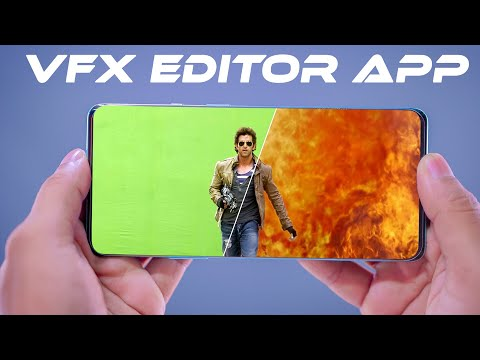 Advanced Video Editing Features Android App