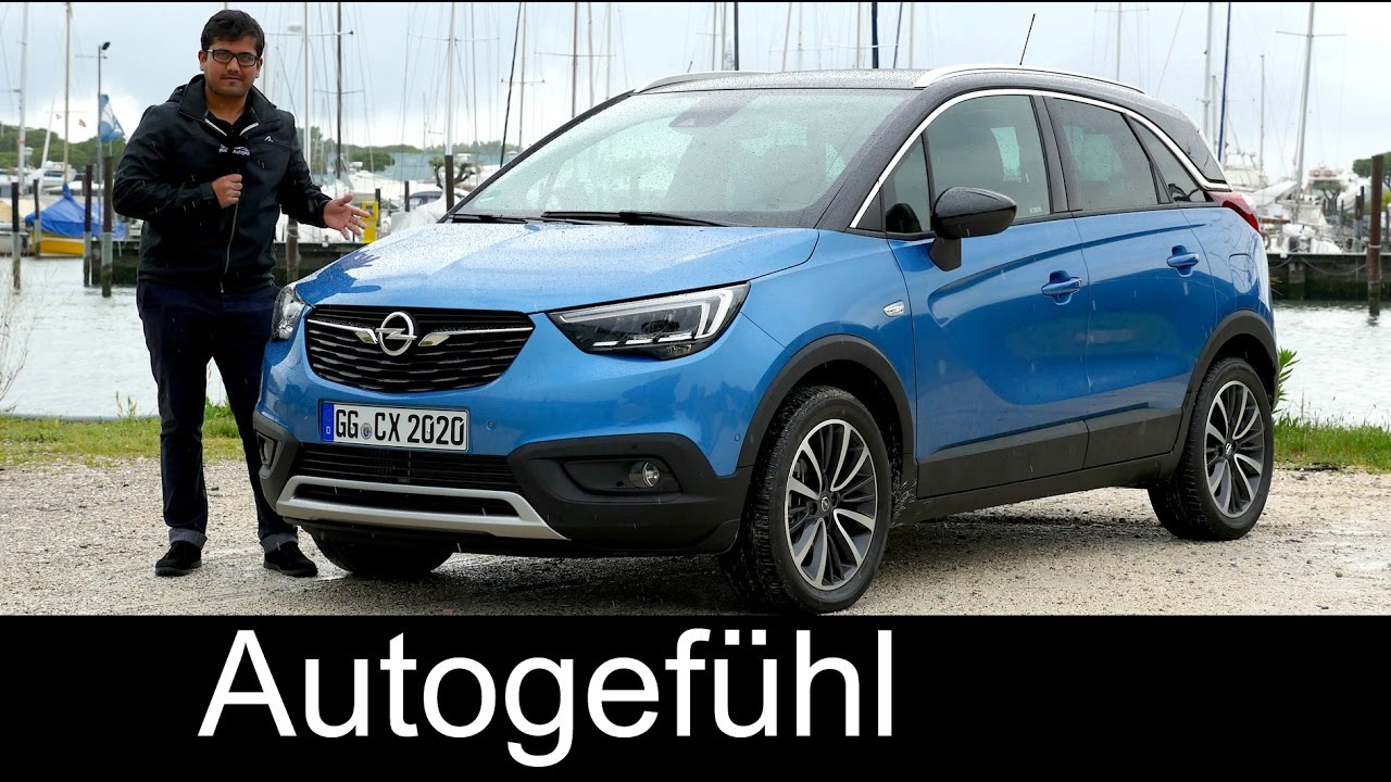 opel crossland x full review vauxhall suv test driven all. Black Bedroom Furniture Sets. Home Design Ideas