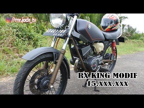 Modif Rx King 15 jt +++, ini hasilnya..