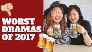 Video Worst K-Dramas of 2017 download MP3, 3GP, MP4, WEBM, AVI, FLV April 2018