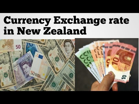New Zealand Dollar Rate | New Zealand Dollar To Inr | Currency Exchange Rate In New Zealand