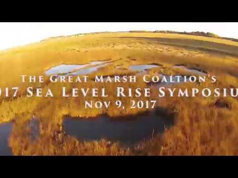 Sea Level Rise Symposium Nov 9, 2017