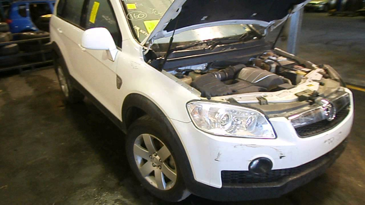 HOLDEN CAPTIVA 2010 2 0, TURBO DIESEL, Z20SI, AUTOMATIC NOW DISMANTLING  02-9724 8099