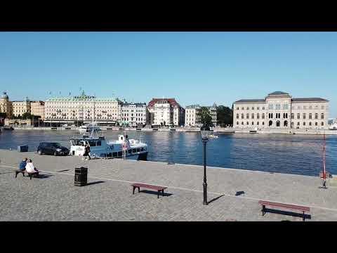 Sights of Stockholm pt1