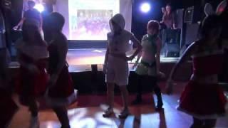 KOREA-PARTY vol.13 (07.01.2012) - T-ara - Bo peep Bo peep (Christmas Mix)-cover dance by J-Dan-Pro