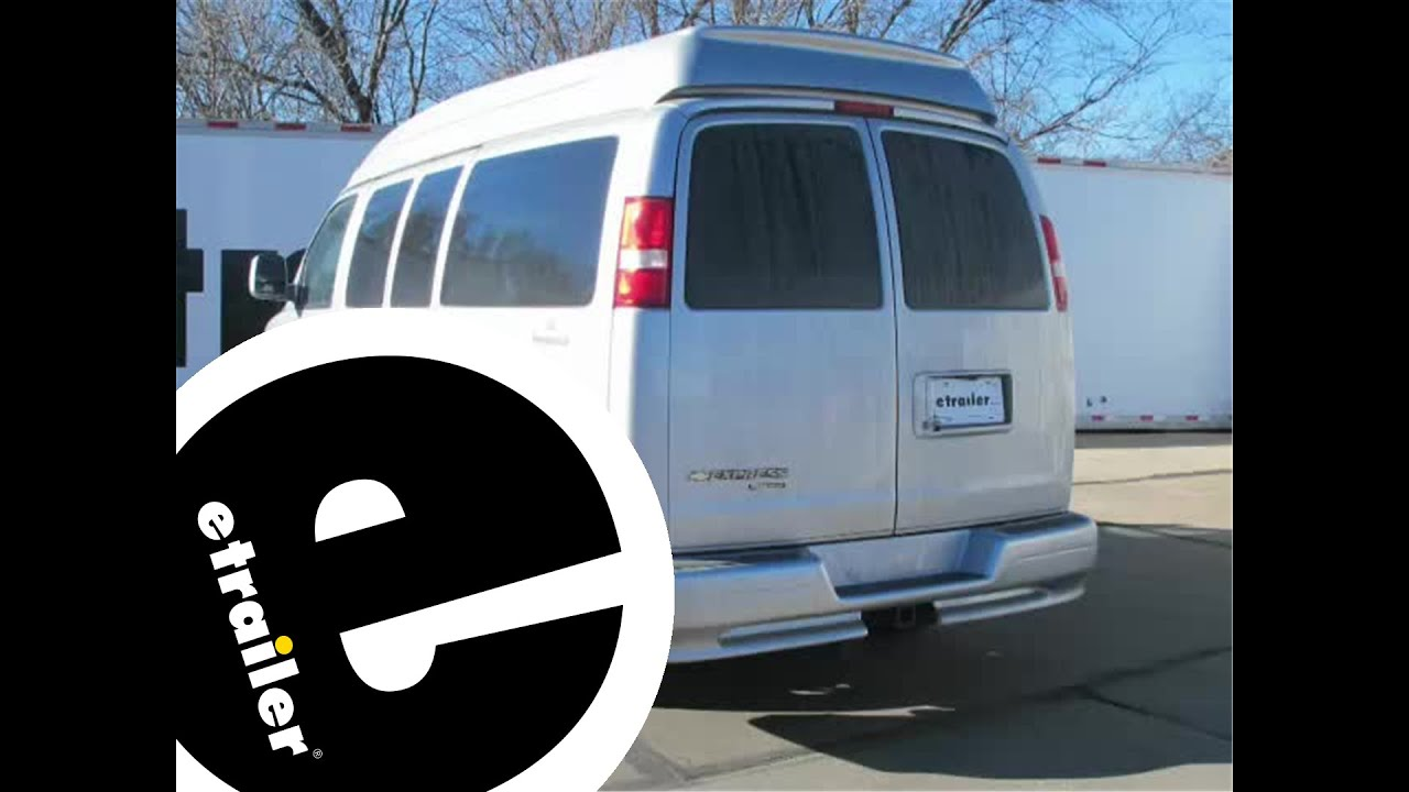 install trailer wiring 2014 chevrolet express van 41155 - etrailer ...