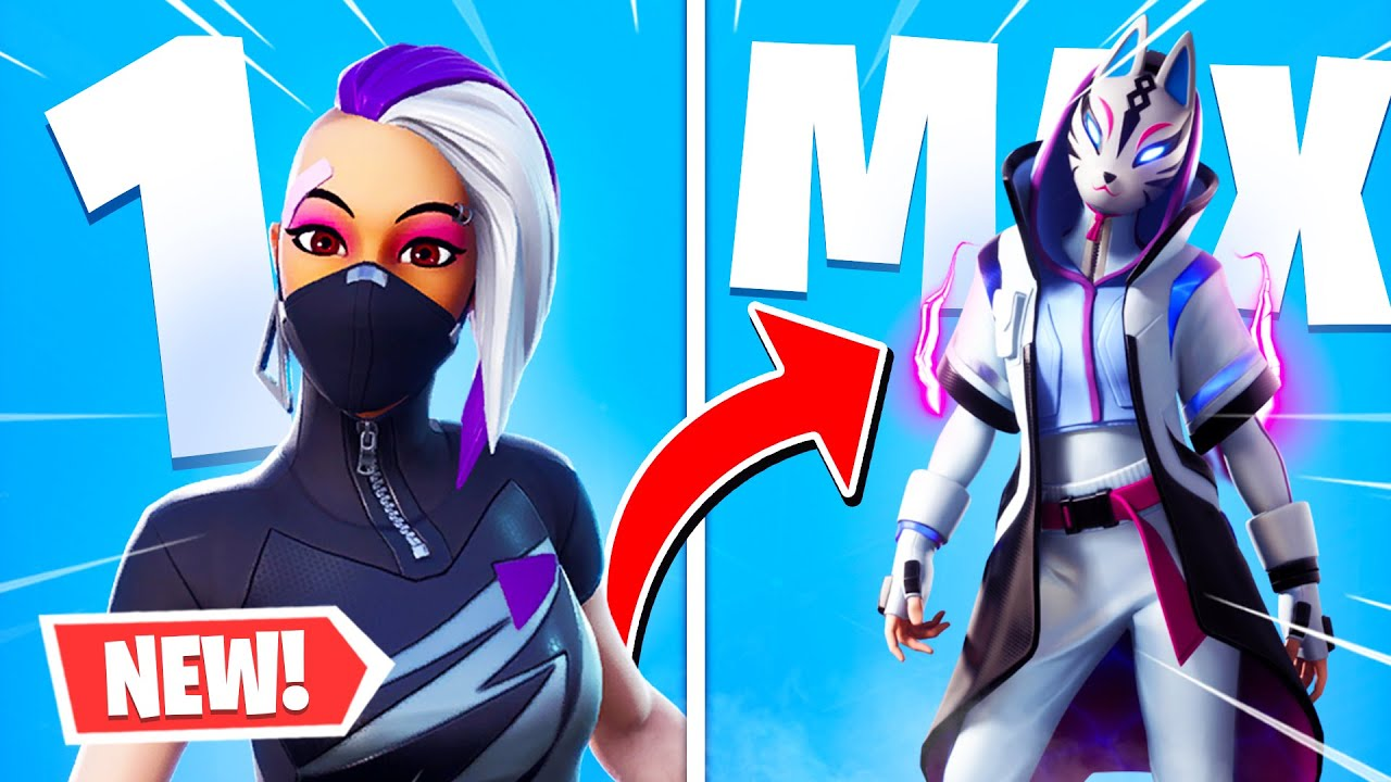 "The FASTEST Method To Unlock MAX ""CATALYST"" Skin In Fortnite! (Season X Skin Rewards!) #1"