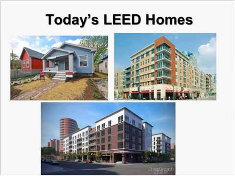 Introduction to LEED for Homes 2008