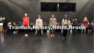"Class Choreography ""The Rain"" @MissyElliott @Redd818"