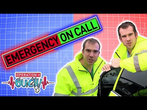 Operation Ouch - Emergency on Call! | Science for Kids