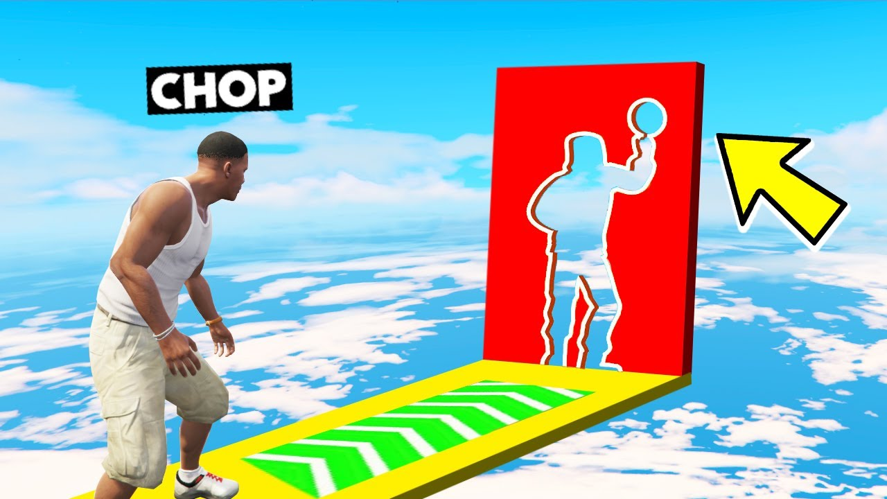ULTIMATE FIT Through The SHAPE OR DIE Challenge in GTA 5