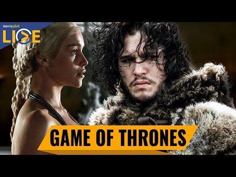 Game Of Thrones: Staffel 8 - Wir Schauen Auf Das Finale   Moviepilot Livestream