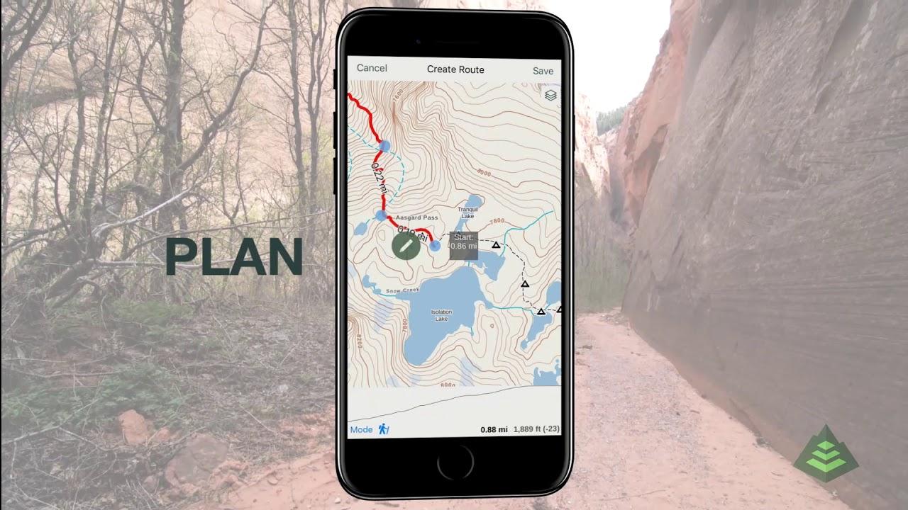 Gaia GPS Introduction