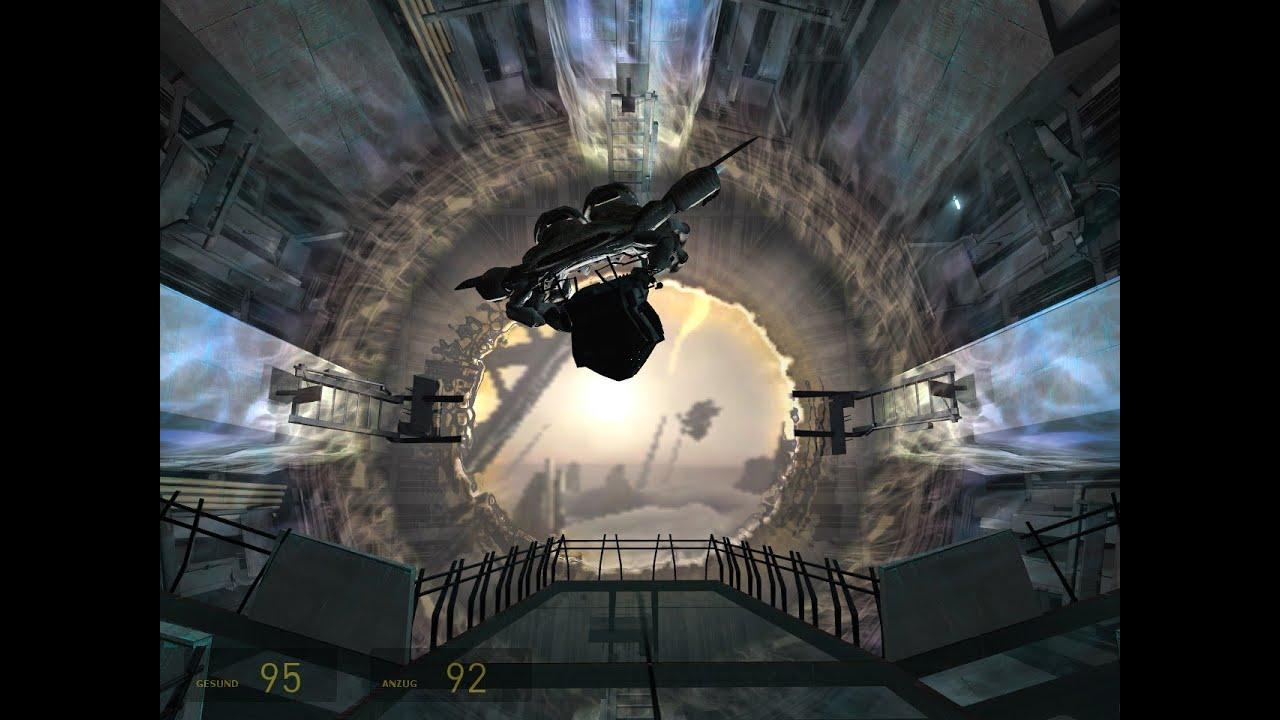 TOP 10 Half Life 2 Singleplayer MODS - YouTube