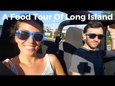 VLOG 16 - A Mini Food Tour Of Long Island