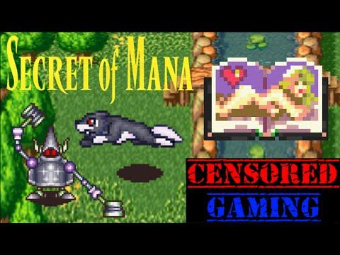 Secret Of Mana Censorship - Censored Gaming