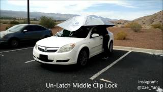 car cover car sunshade sun shade umbrella