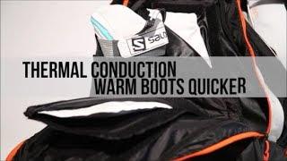 Thermal Trekker - Heated Ski Boot Bag - KULKEA