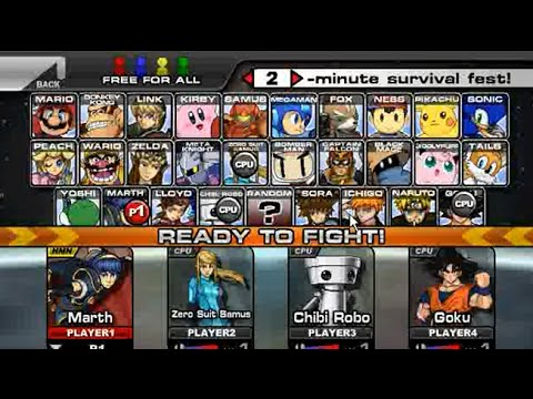 Super Smash Flash 2 Unblocked - Chrome Web Store