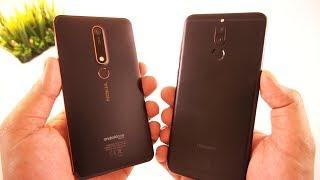Nokia 6.1 (2018) vs Huawei Mate 10 Lite Speed Test [Urdu/Hindi]