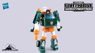 @TRANSFORMERS OFFICIAL Transformers Earthrise Deluxe Class HOIST Video Review