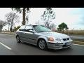Honda Civic EK VTi Test Sürü?ü / Çi?erli b16a2