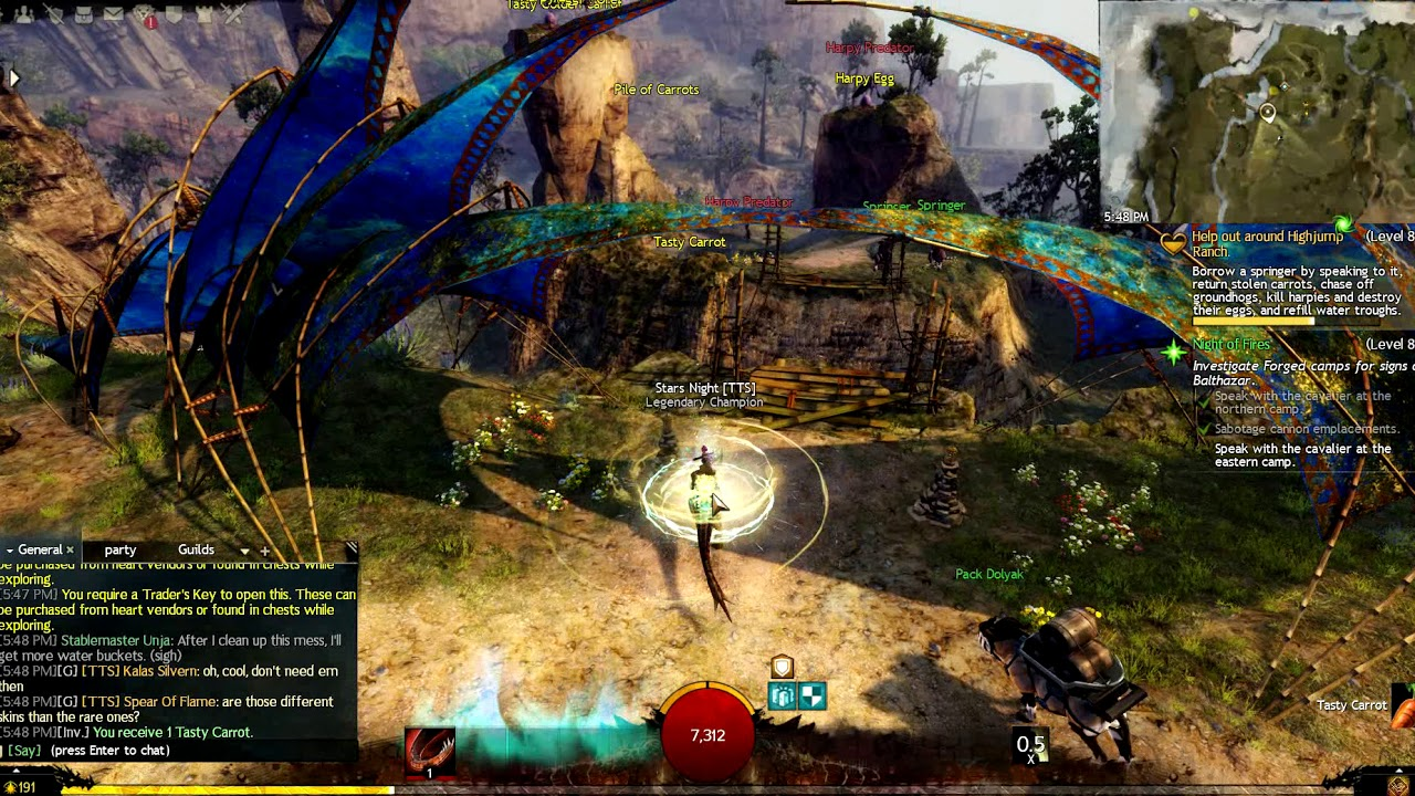 Gw2 How to get the Springer Mount