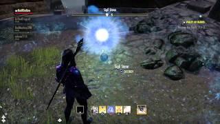 The Elder Scrolls Online vampire gameplay