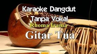 Karaoke Rhoma Irama   Gitar Tua
