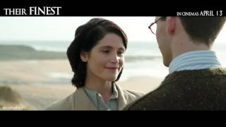Their Finest Official HD Trailer (Director: Lone Scherfig) Gemma Arterton, Sam Claflin, Bill Nighy |