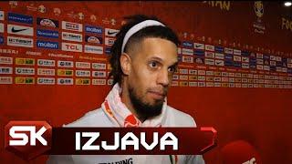 Danijel Heket o Pobedi nad Angolom i Meču sa Srbijom na Mundobasketu   SPORT KLUB Košarka
