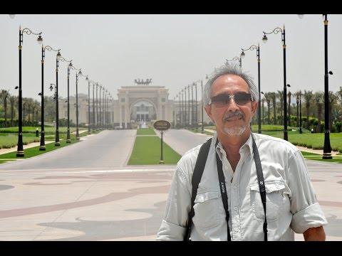 TOUR of DUBAI :  Za´abbel Palace, Al Fahidi Fort (Bur Dubai), Jumeirah Mosque