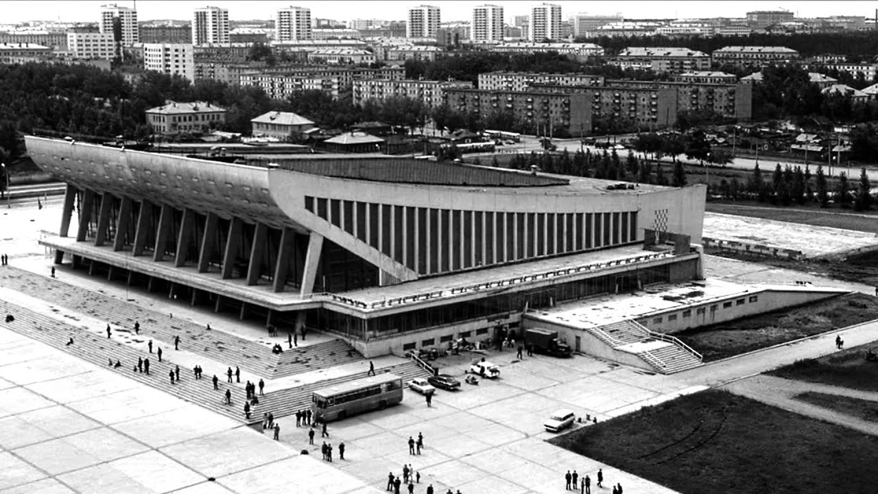 Челябинск 70-80 - YouTube