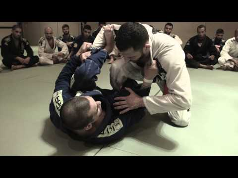 Jiu-jitsu - Michael Langhi: posição da guarda aberta - Alliance Camp 2015