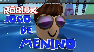 ROBLOX-Boy and forbidden game for girls-Bia GameTube