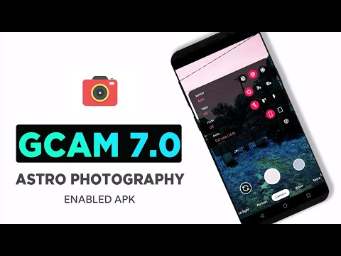 Pixel 4 GCAM 7 App - Astro Photography Enabled Apk