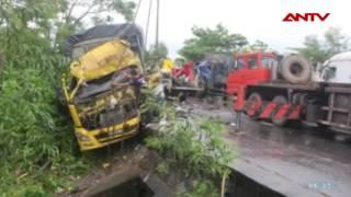 Bản tin an toàn giao thông - Tai nạn giao thông ngày 1.11.2016