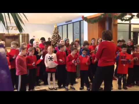 Brickton Montessori School Holiday Caroling