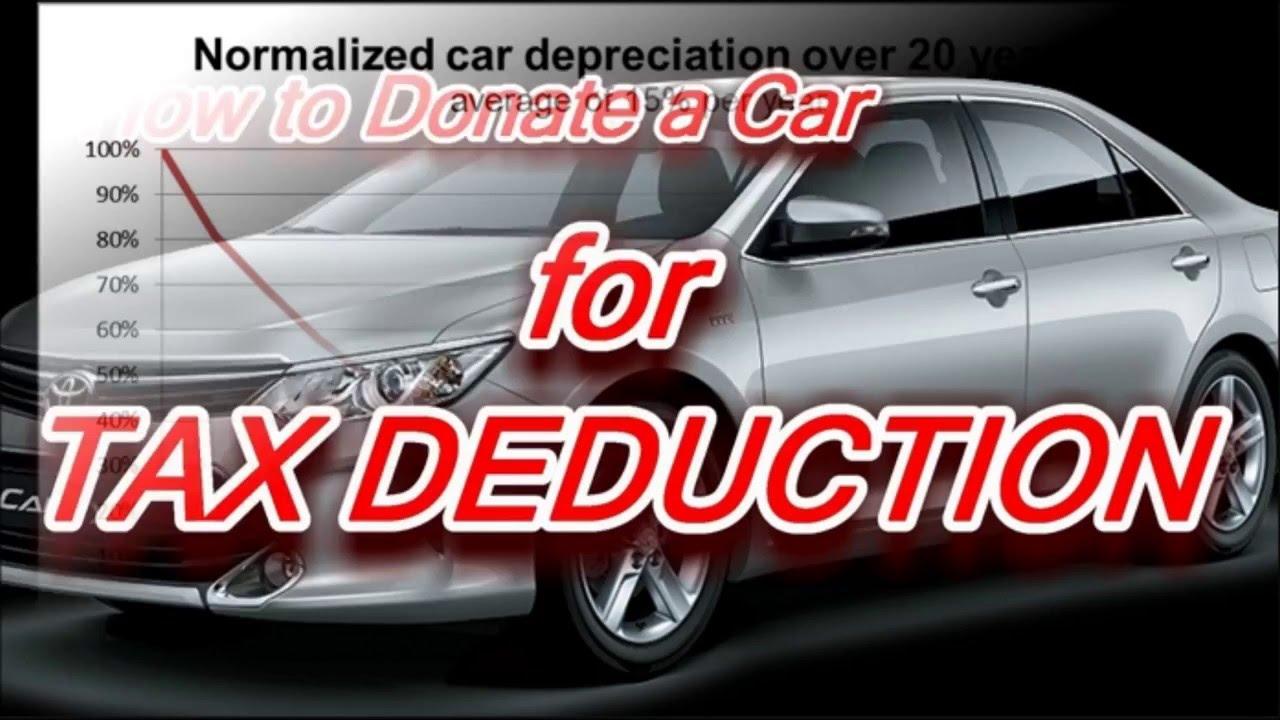 Virginia Car Tax >> Donate Car Tax Deduction Donate Car For Tax Credit