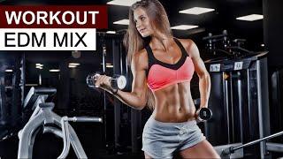 EDM Workout Mix 🔥 Best Gym Motivation Music 2019