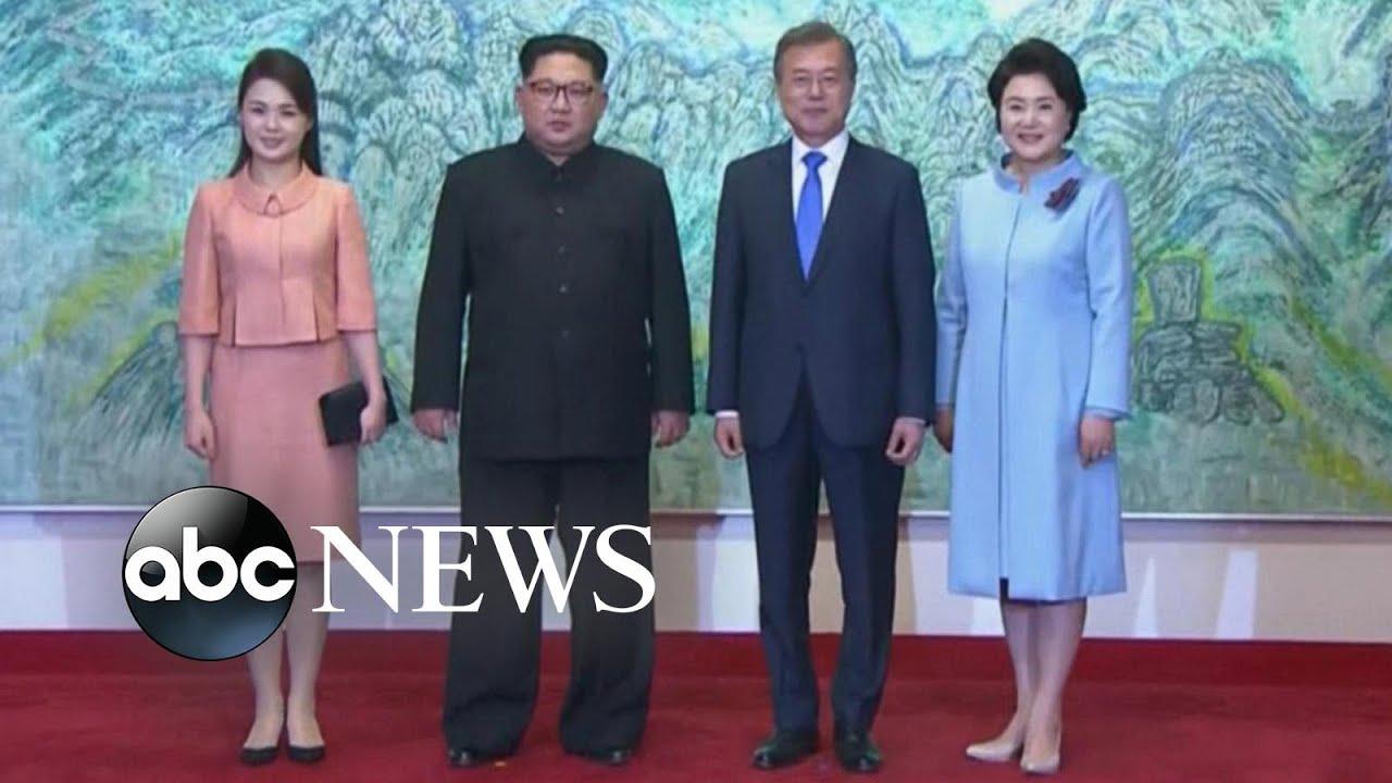 North Korea, South Korea agree to end war, denuclearize the peninsula