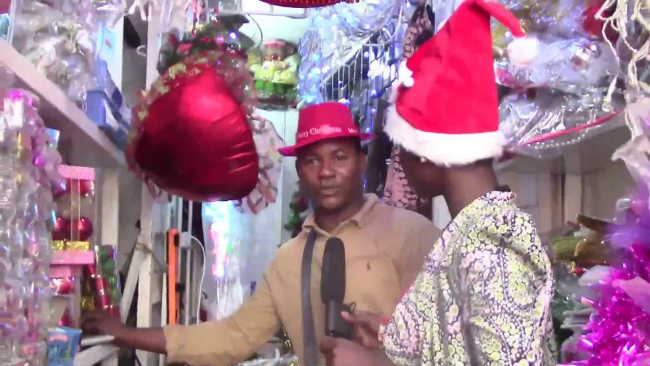 Where to buy your christmas decorations in nigeria youtube for Christmas decorations where to buy