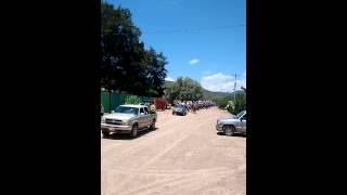 85°aniversario de Linares del Rio Rodeo Durango